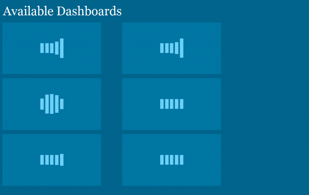 LoadingDashboards